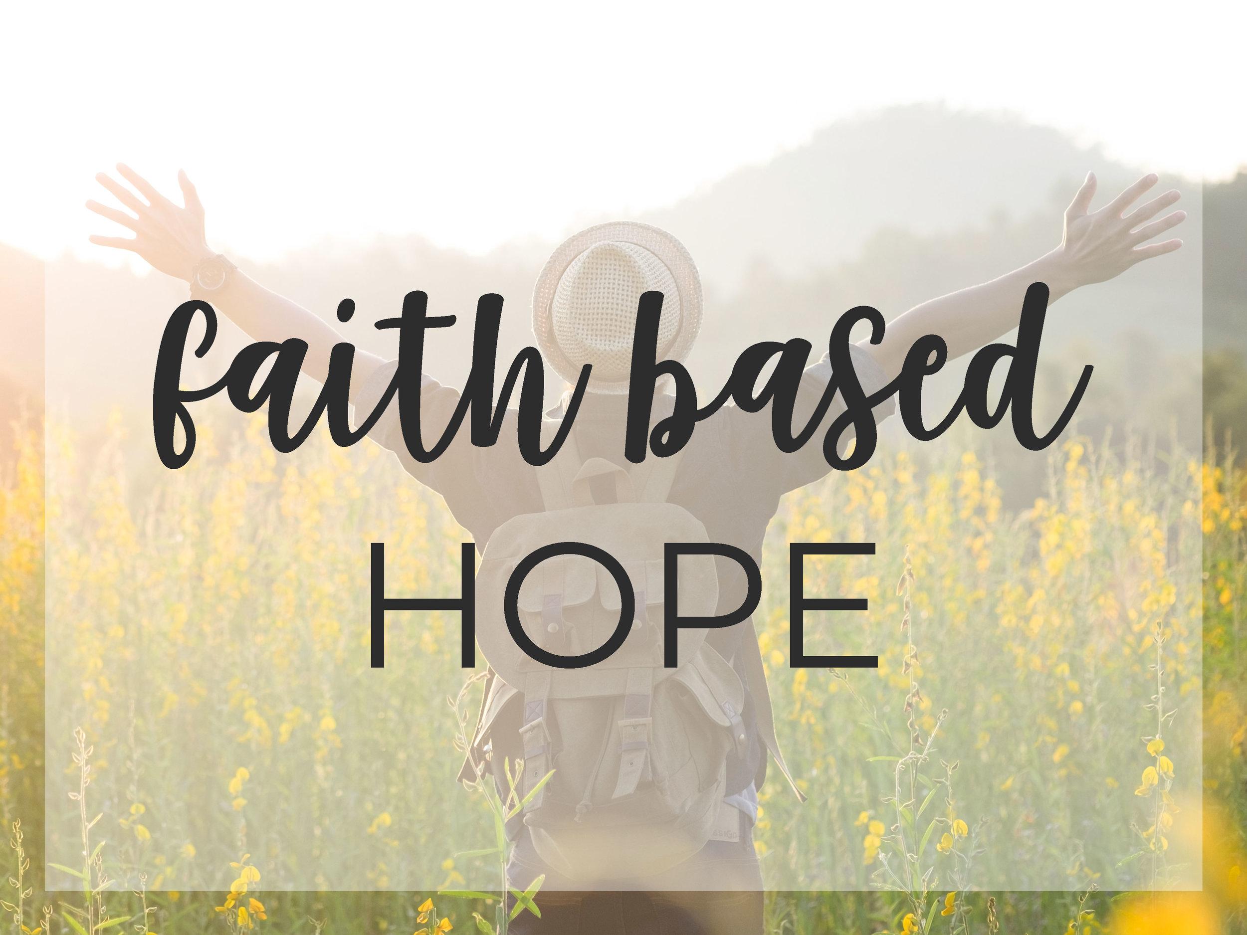 FAITH..