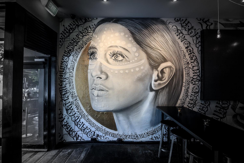 Face Paint    St. Kilda