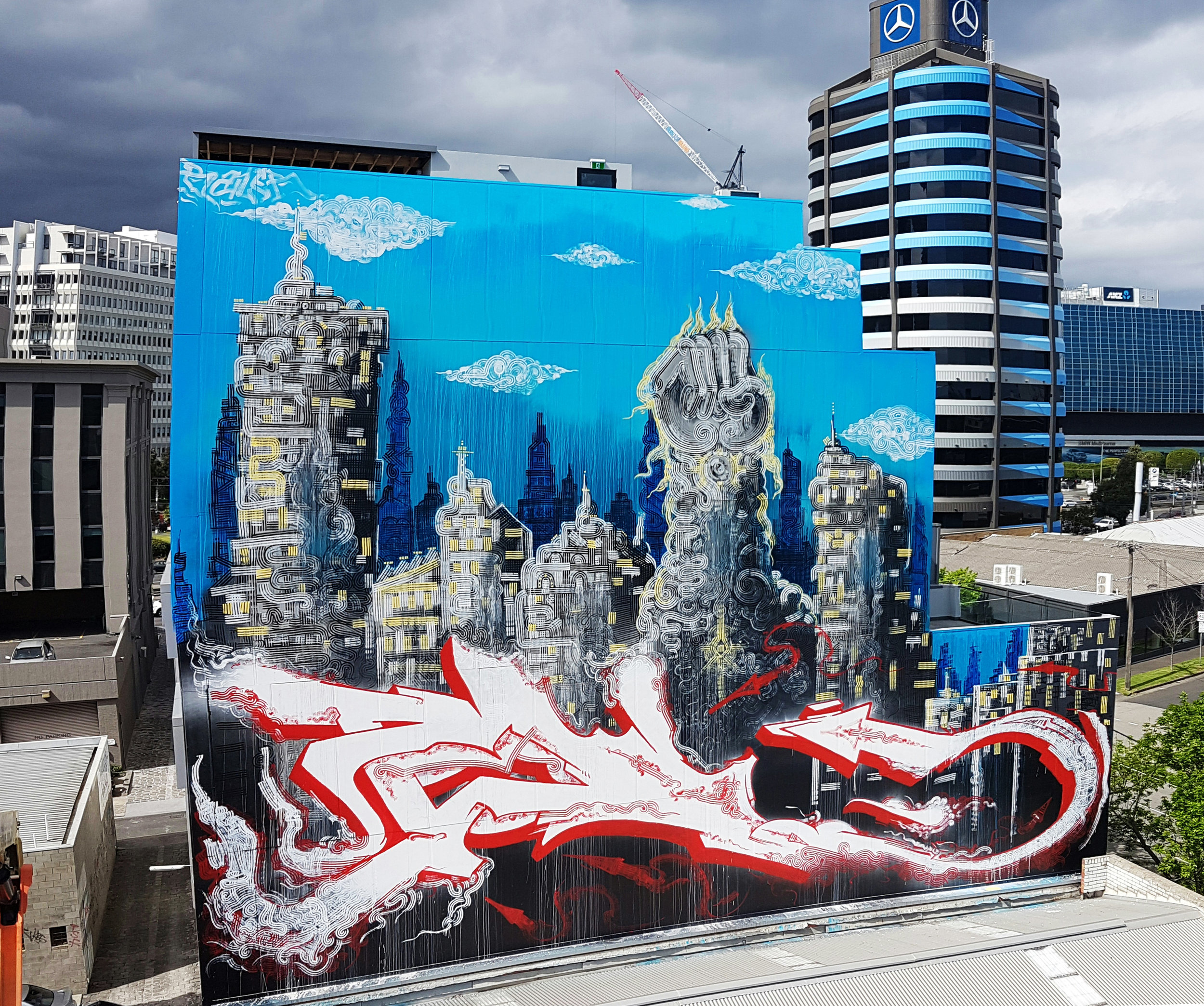 Big 1    South Melbourne