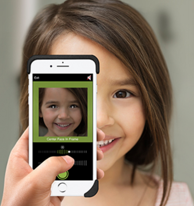 What Makes GoCheck Kids Different? - When it comes to meeting AAP guidelines and filling care voids, many pediatricians feel stuck due to high device costs, cumbersome workflow requirements, and decreased patient time. GoCheck Kids helps pediatricians detect vision issues at a low cost and with easy deployment so their patients don't lose their vision or miss developmental milestones.