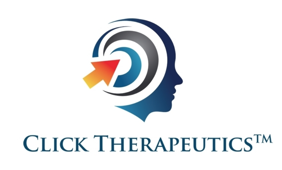 Click Therapeutics. (MDD) - Click Therapeutics, Inc. develops and commercializes software as prescription medical treatments for people with unmet medical needs. Through cognitive and neurobehavioral mechanisms, Click's Digital Therapeutics™ enable change within individuals, and are designed to be used independently or in conjunction with biomedical treatments. The Clickometrics® adaptive data science platform continuously personalizes user experience to optimize engagement and outcomes. Following a groundbreaking clinical trial, Click's industry-leading smoking cessation program is available nationwide through a wide variety of payers, providers, and employers. Click's lead prescription program is entering into a multi-center, randomized, controlled, parallel-group, phase III FDA registration trial for the treatment of Major Depressive Disorder in adults.