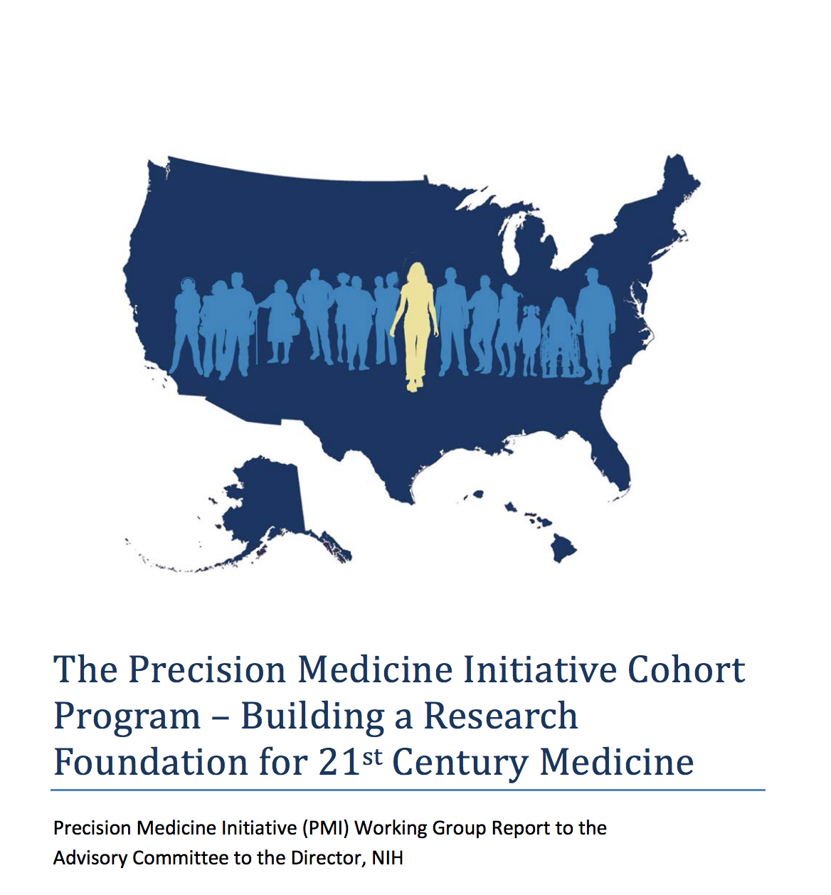 The Precision Medicine Initiative Cohort Program -