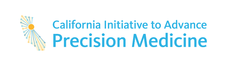 California Initiative to Advance Precision Medicine - The initiative supports patient-focused demonstration projects and is assembling an inventory of California's precision medicine assets, enabling the state's scientists, clinicians and entrepreneurs to turn available large data sets and technical innovation into better health outcomes and informing strategic areas for the future development of precision medicine-related projects.