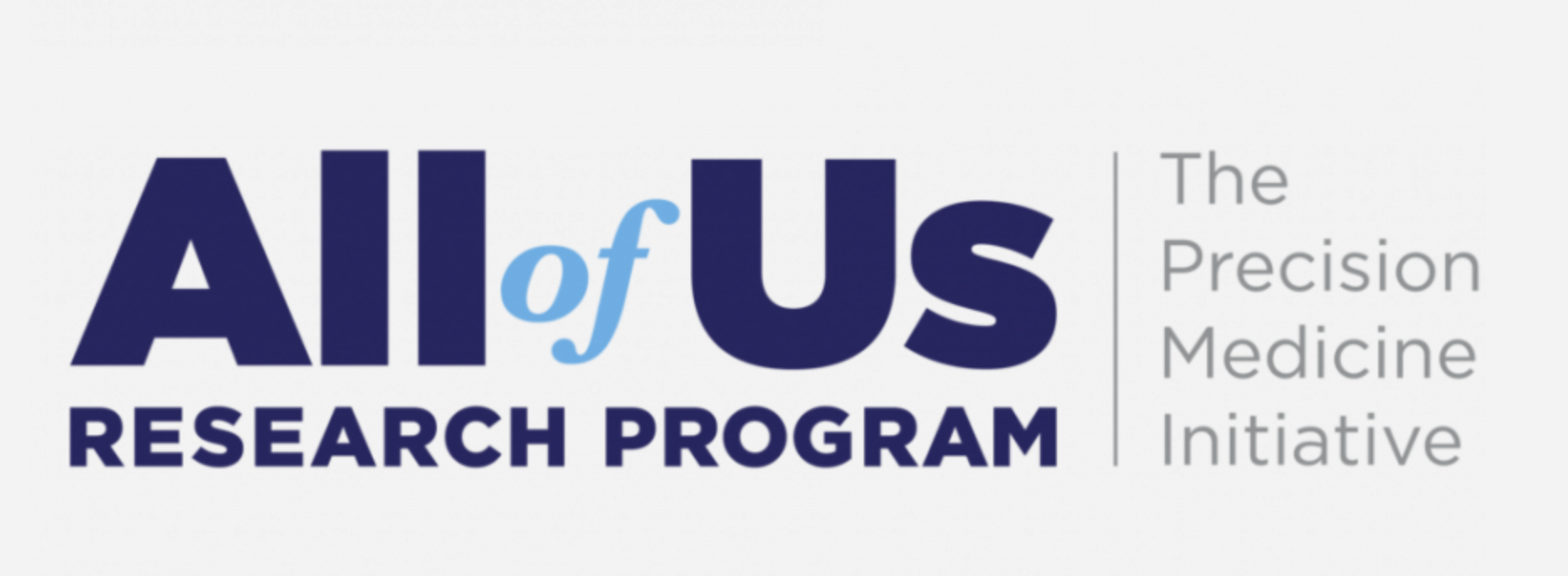 The All of Us Research Program -