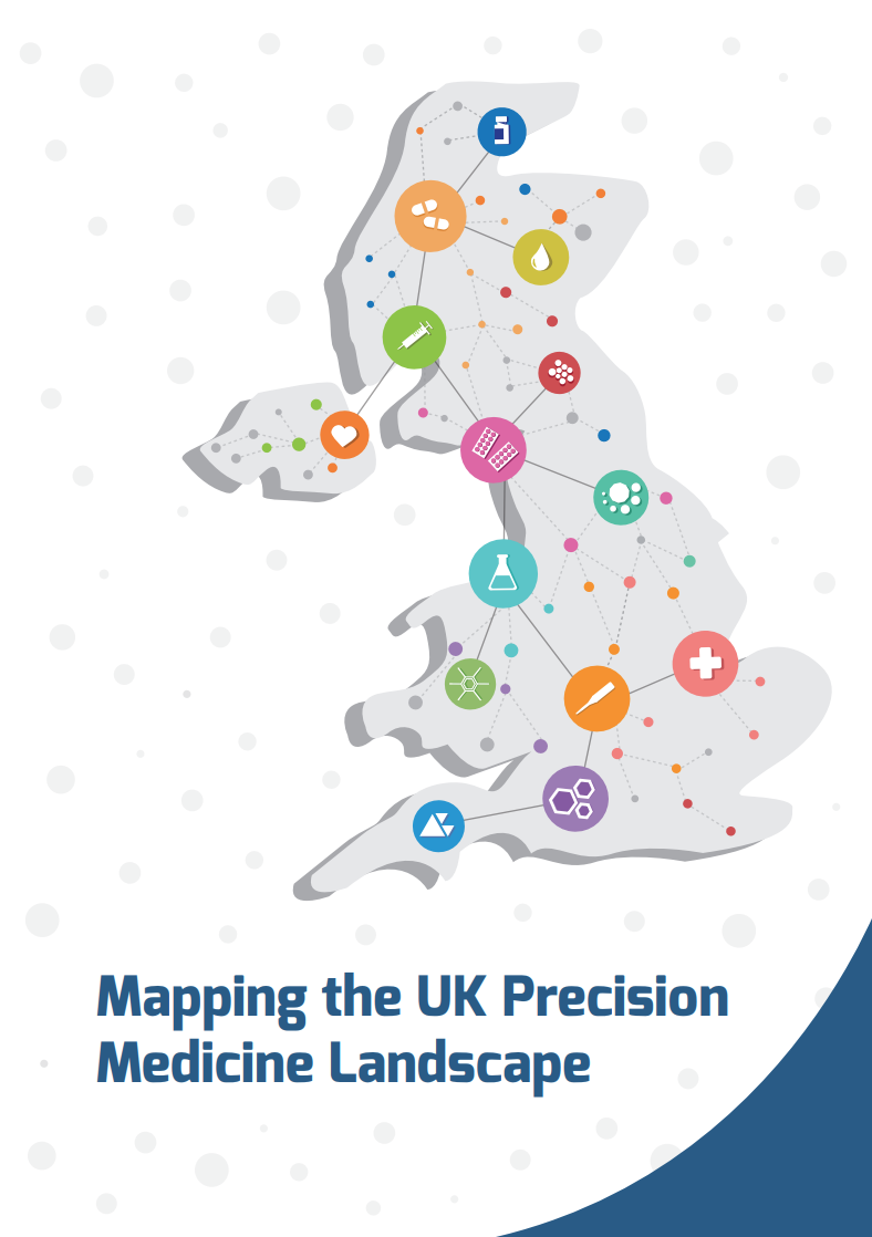 Mapping the UK Precision Medicine Landscape (Booklet) -