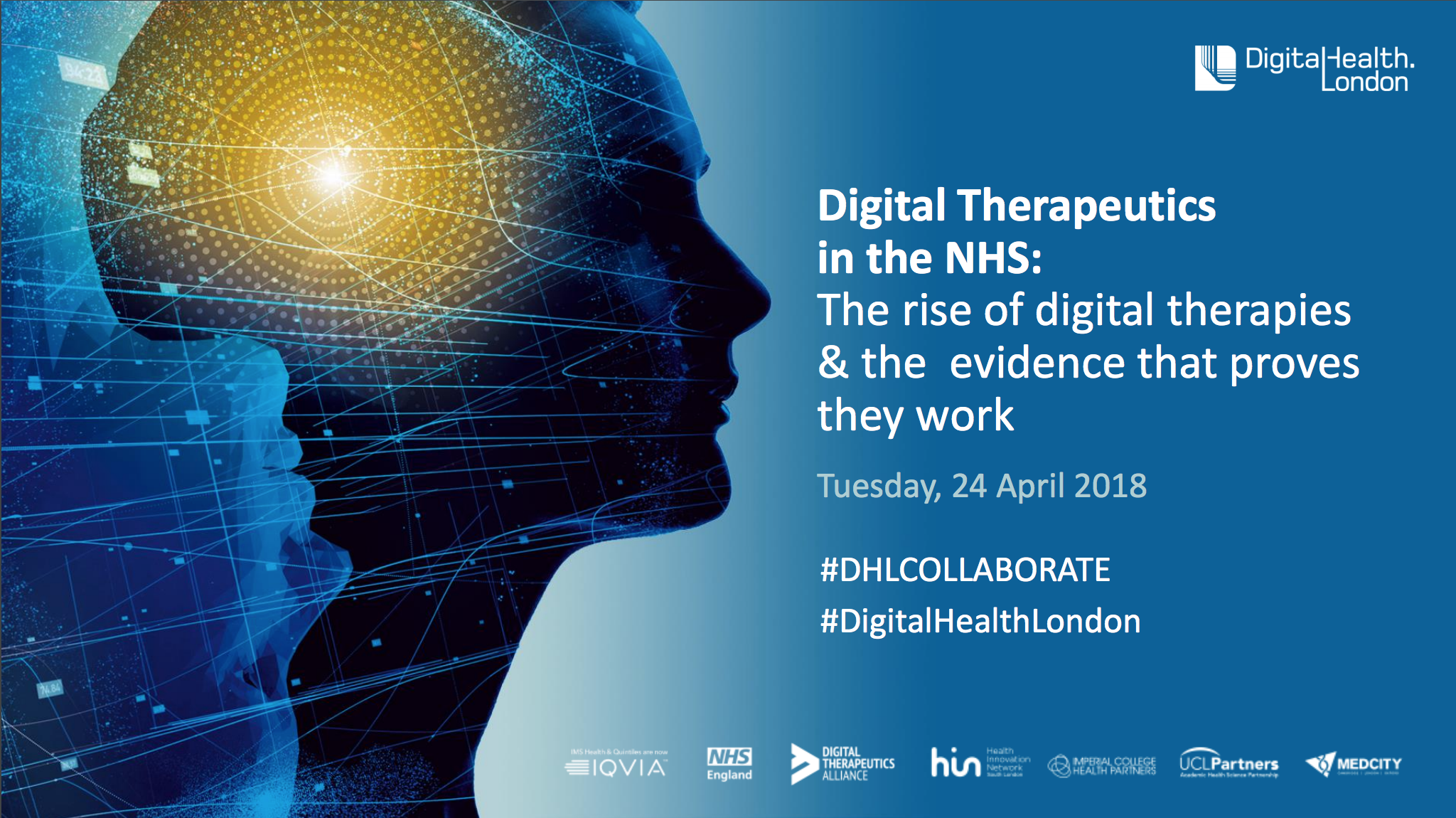 Digital Therapeutics in the NHS -