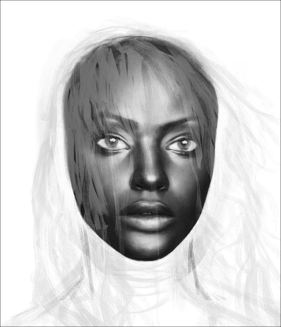 Shir - Portrait