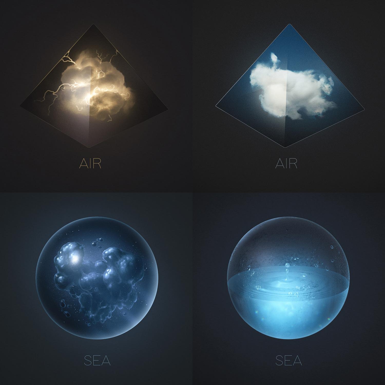 Otherworlds - Unused Totems