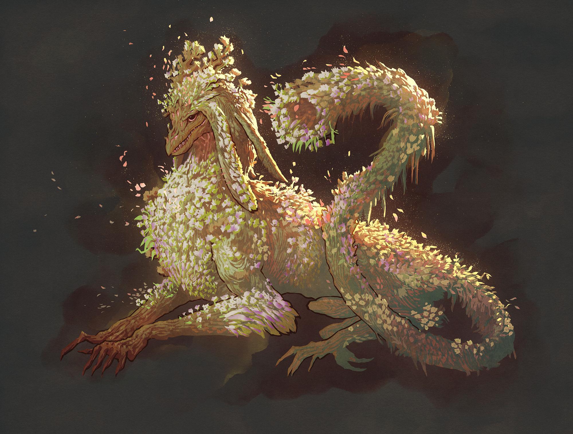 Oleander Dragon