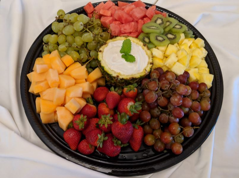 Large Fruit Tray w Dip.JPG