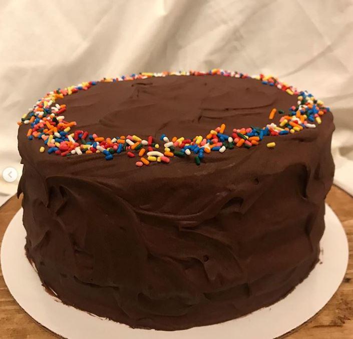 Chocolate Zuchinni Cake.JPG