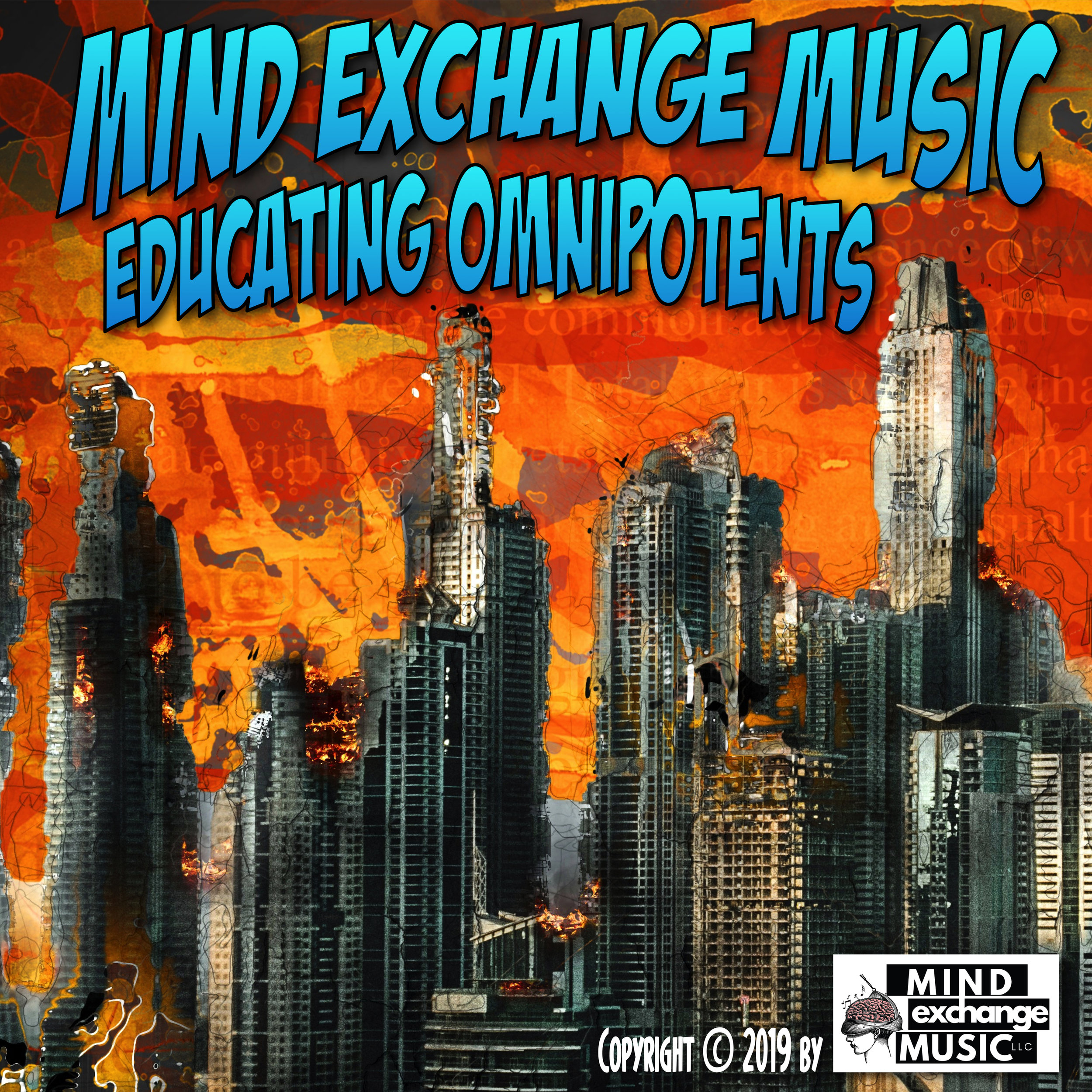 Mind Exchange Music's Soundtrack Educating Omnipotents