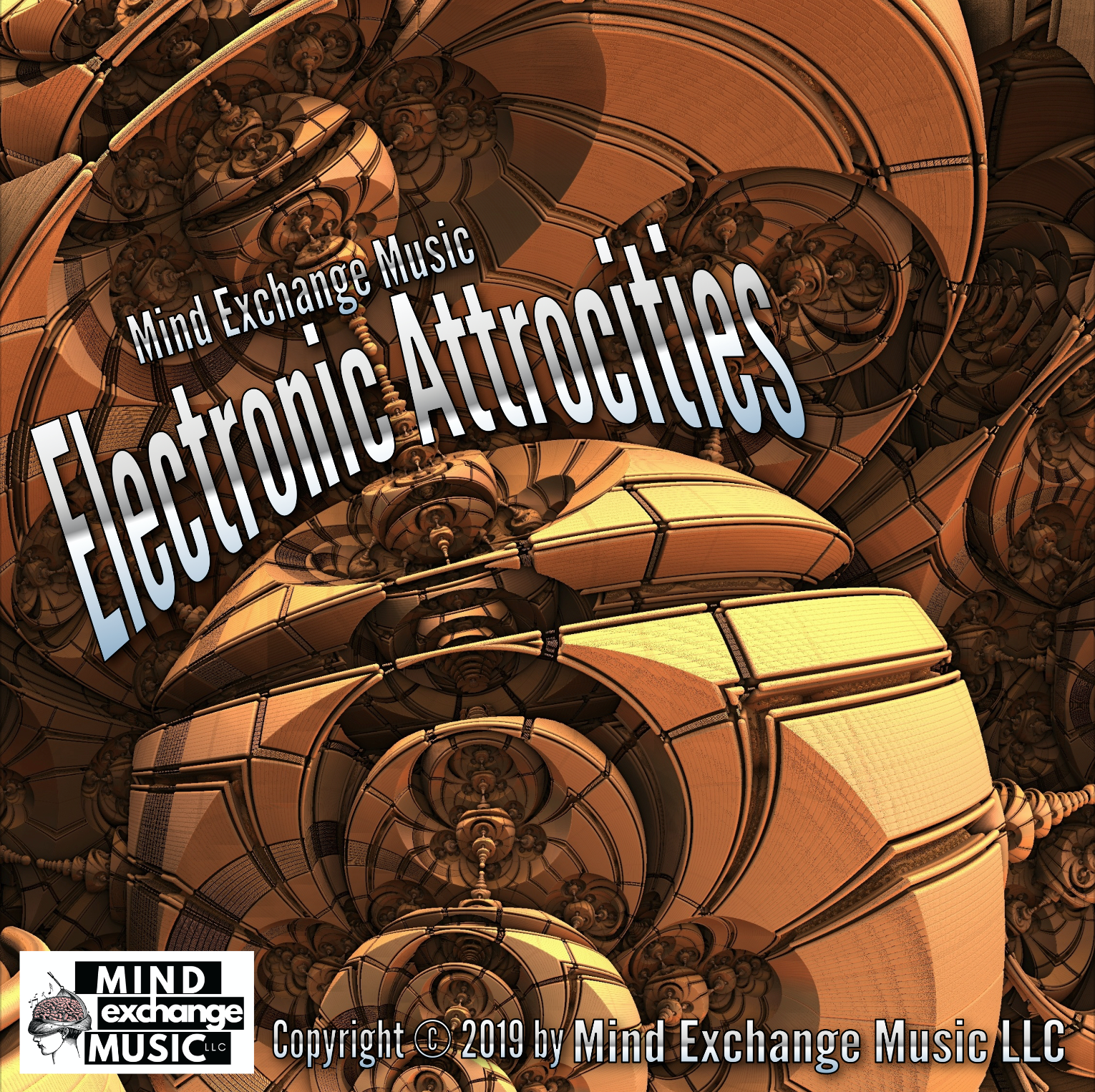 Electronic Atrocities Album Cover