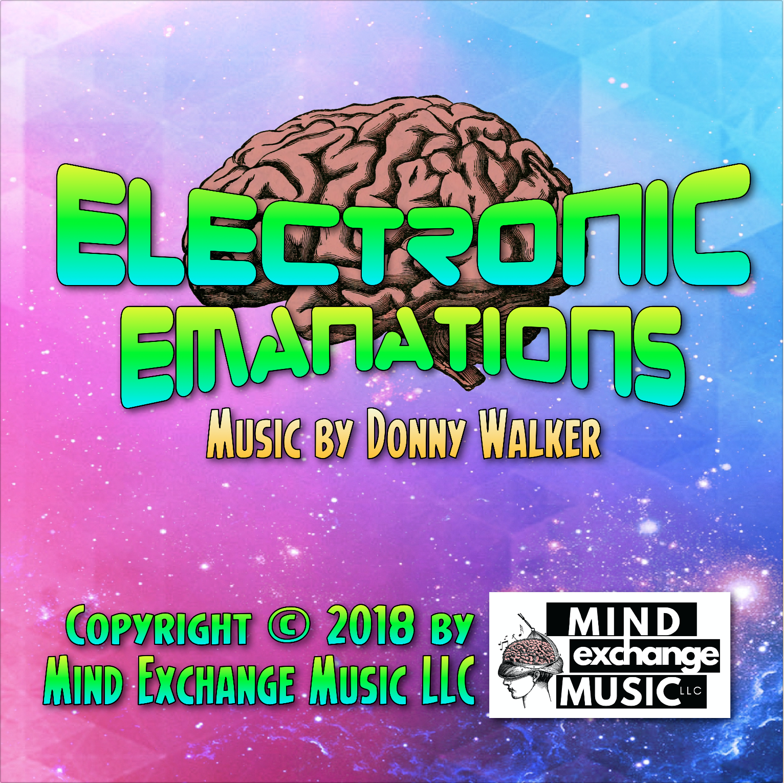 Electronic Emanations Album Cover