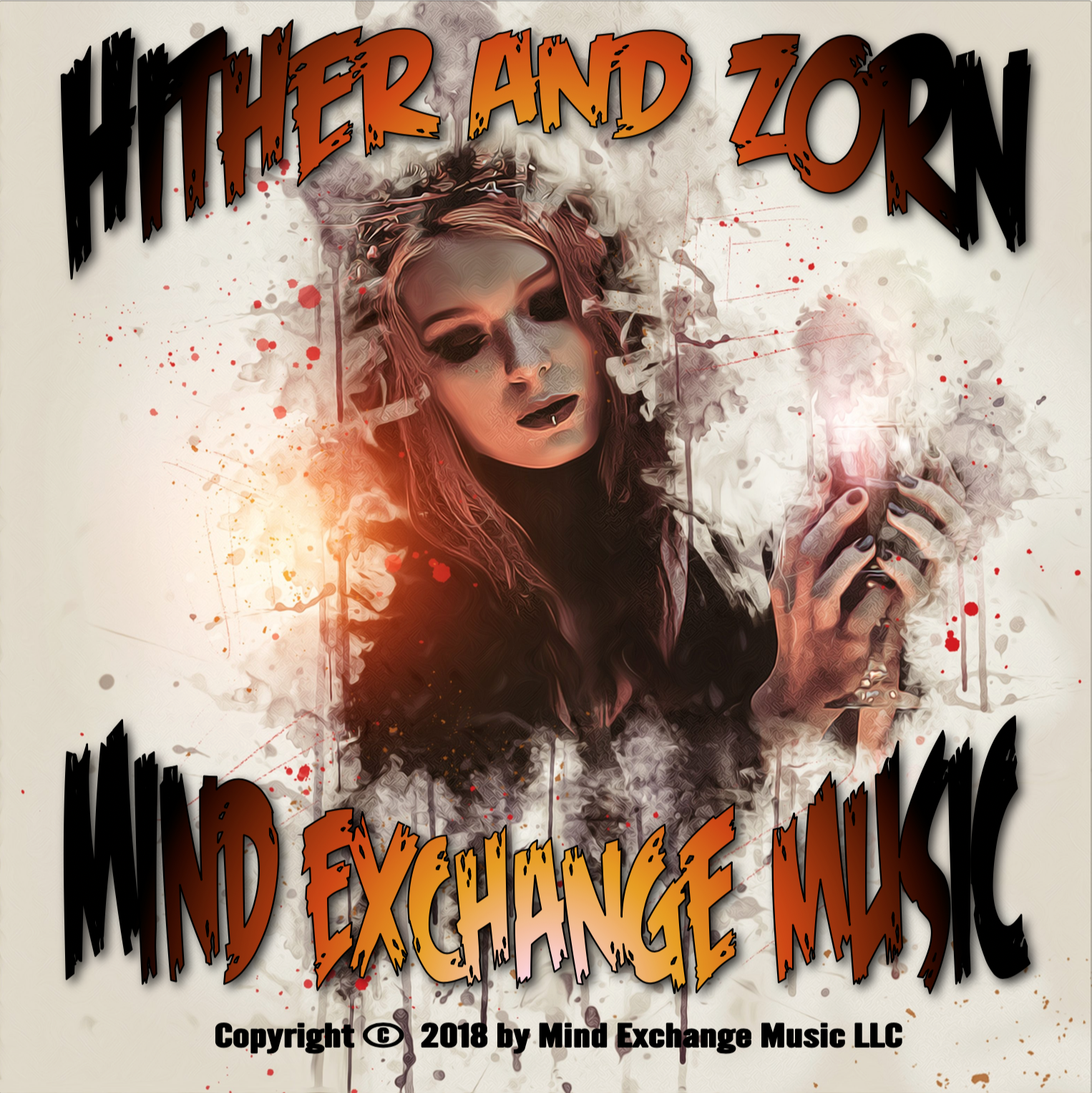 Hither And Zorn Album Cover