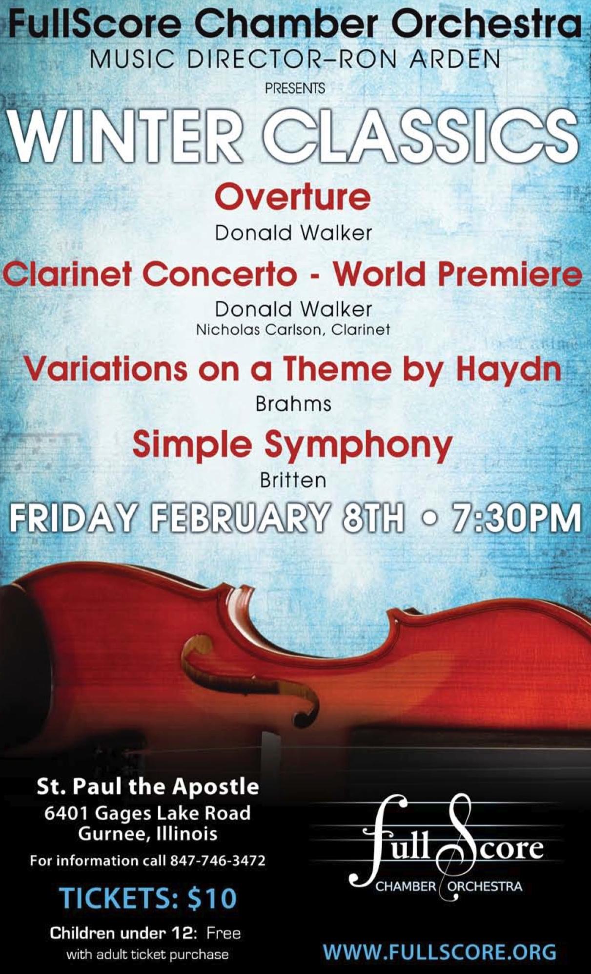 Clarinet+Concerto