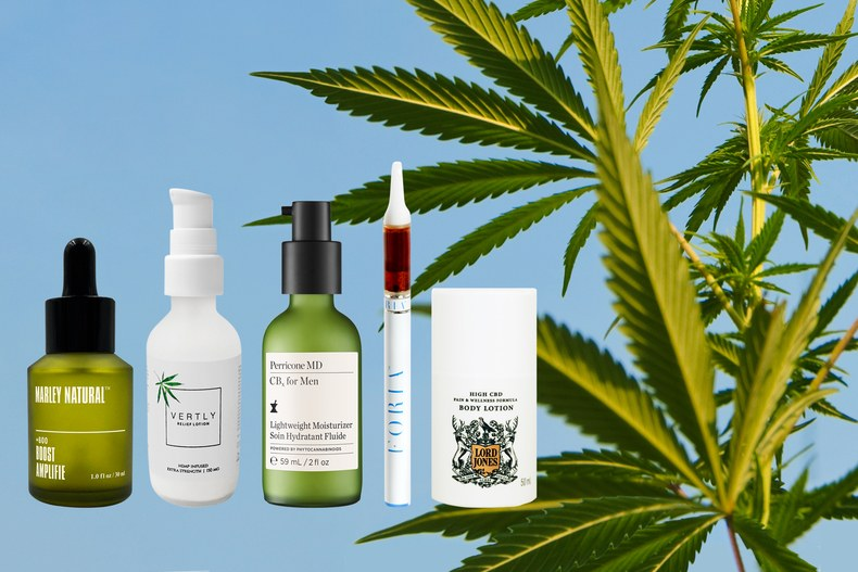 Marley Natural, Vertly, Perricone MD, Foria, The Lord Jones