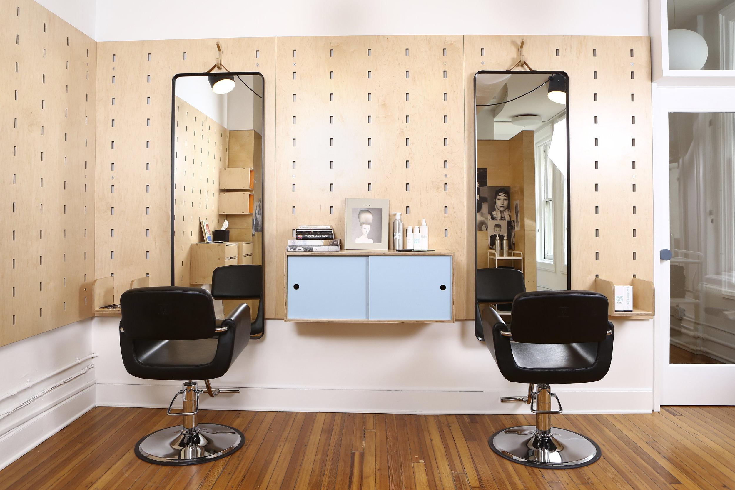 Hairstory Studio, 95 5th Avenue, N.Y.C.