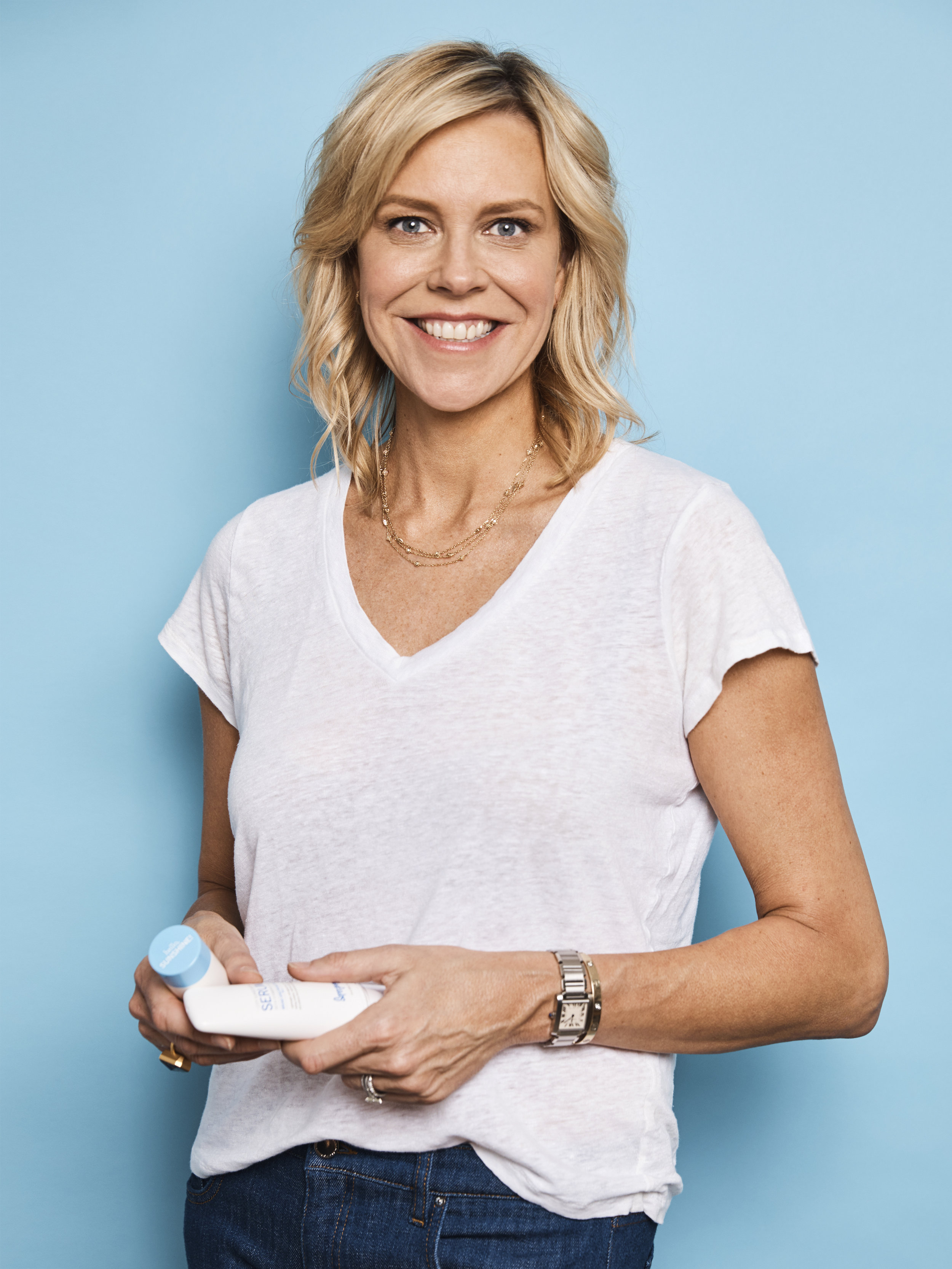Holly Thaggard, Founder and CEO of Supergoop!