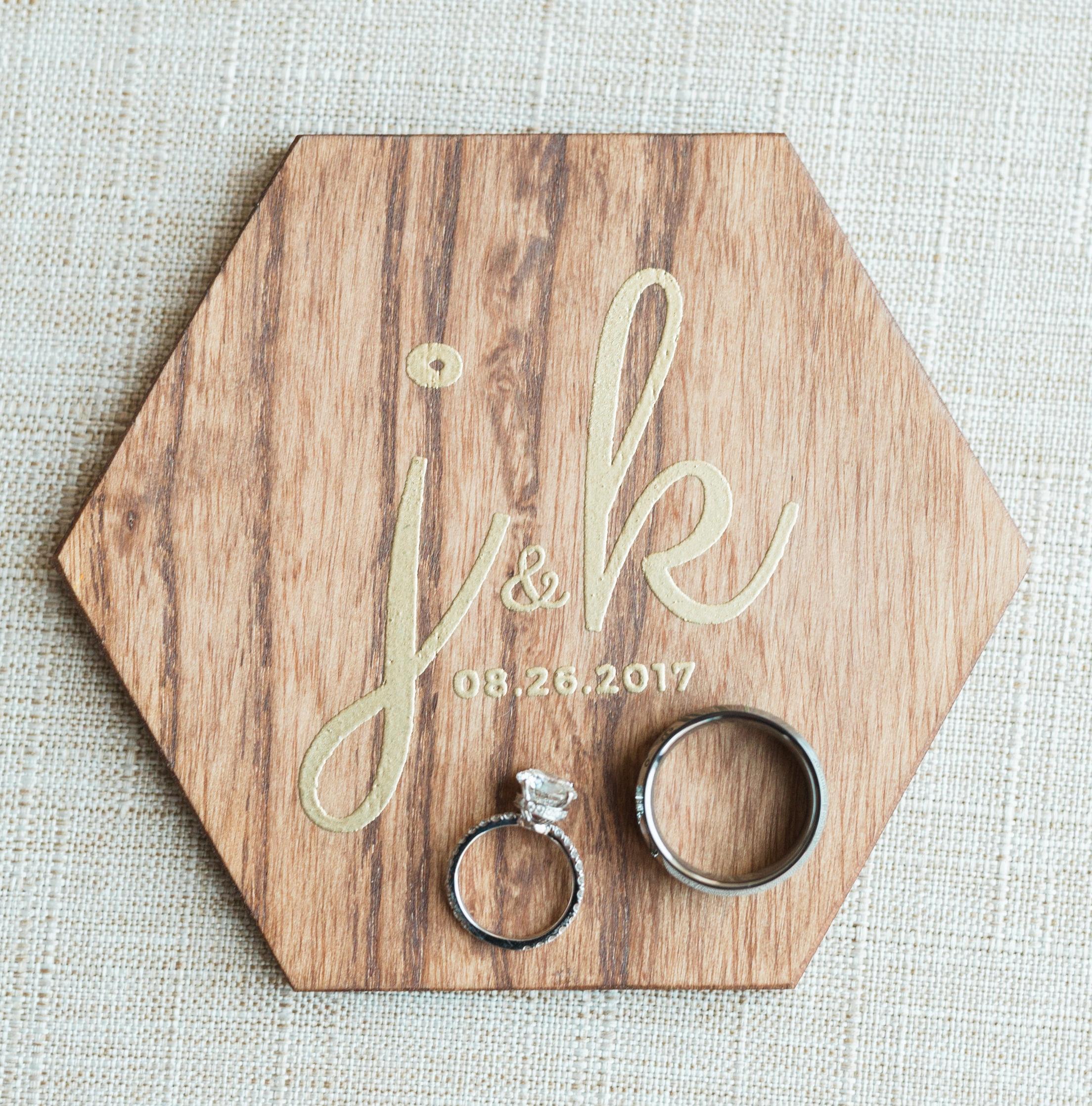 DIY Wedding Coasters Gifts