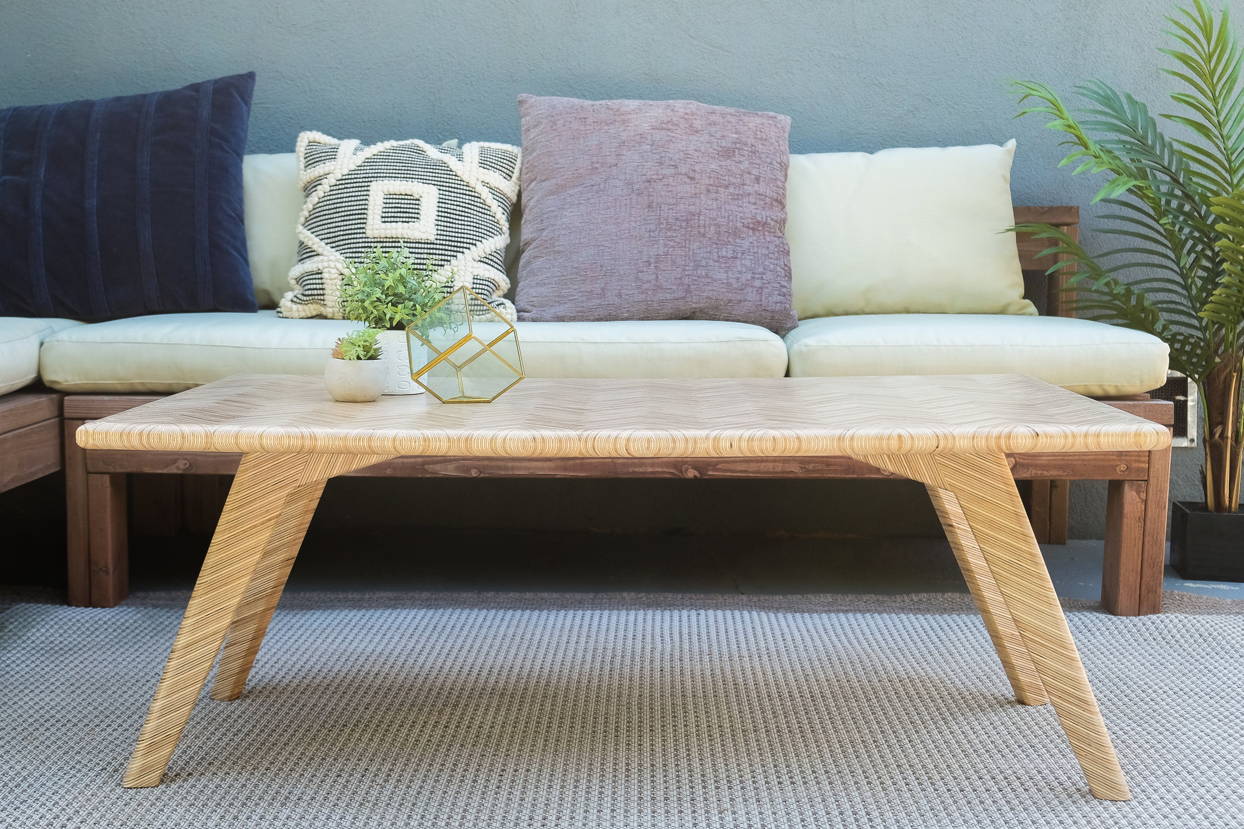 OSO DIY Plywood Coffee Table