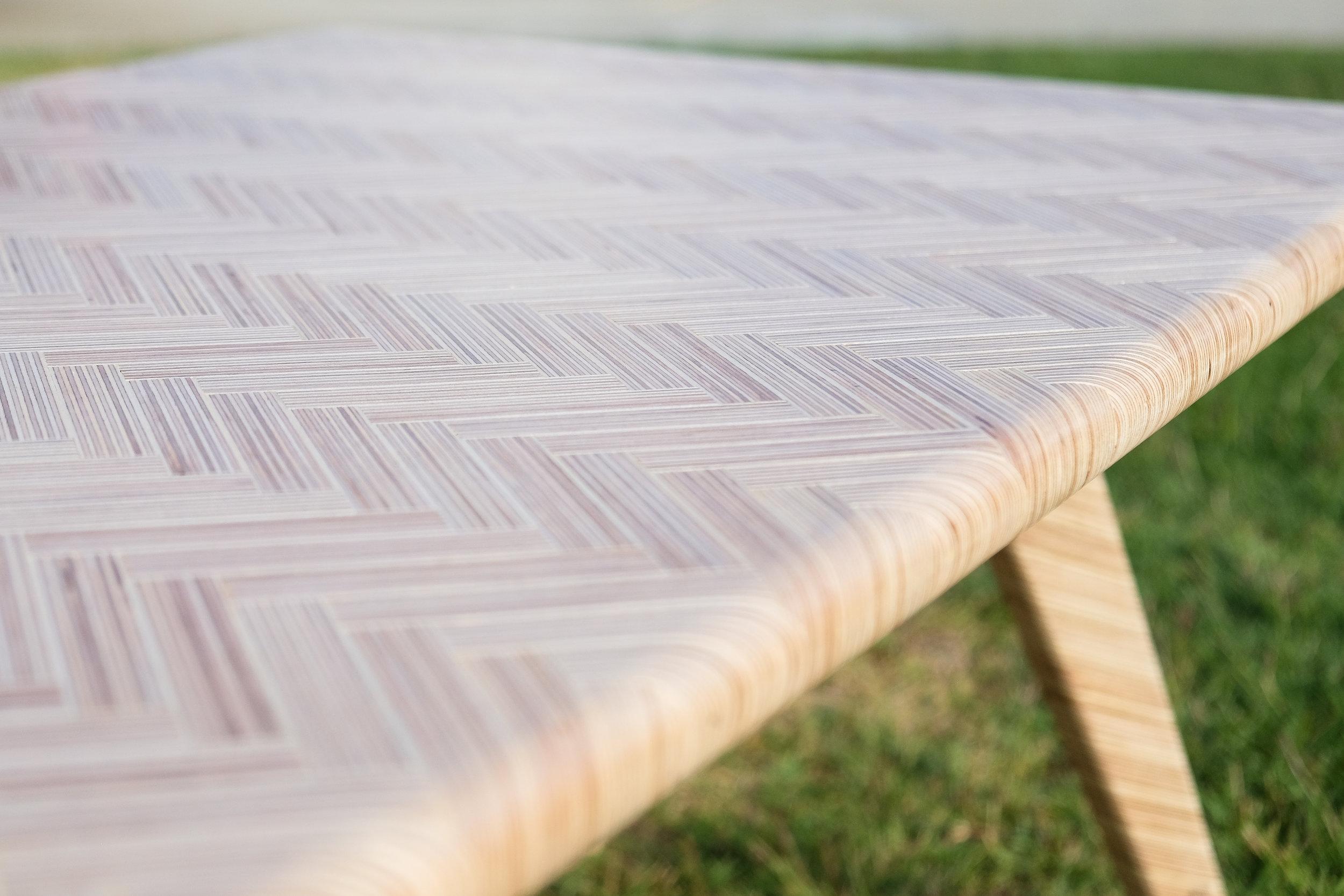 OSO DIY Modern Plywood Coffee Table