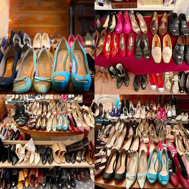 Major Shoes Sales $5-$25 Prada, jimmy Choo, Fendi, Chanel, Feragamo, Coach, Micheal Korda, tods, Marc Bu Marc Jacob, j. crew, Ralph Lauren, etc.