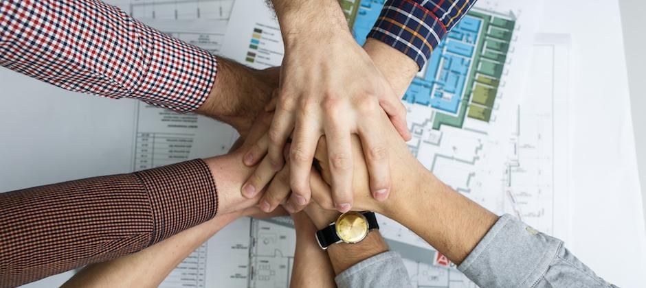 (圖四)在徵才中,企業和求職者應該是平等的,這些求職者都有成為夥伴的可能性。