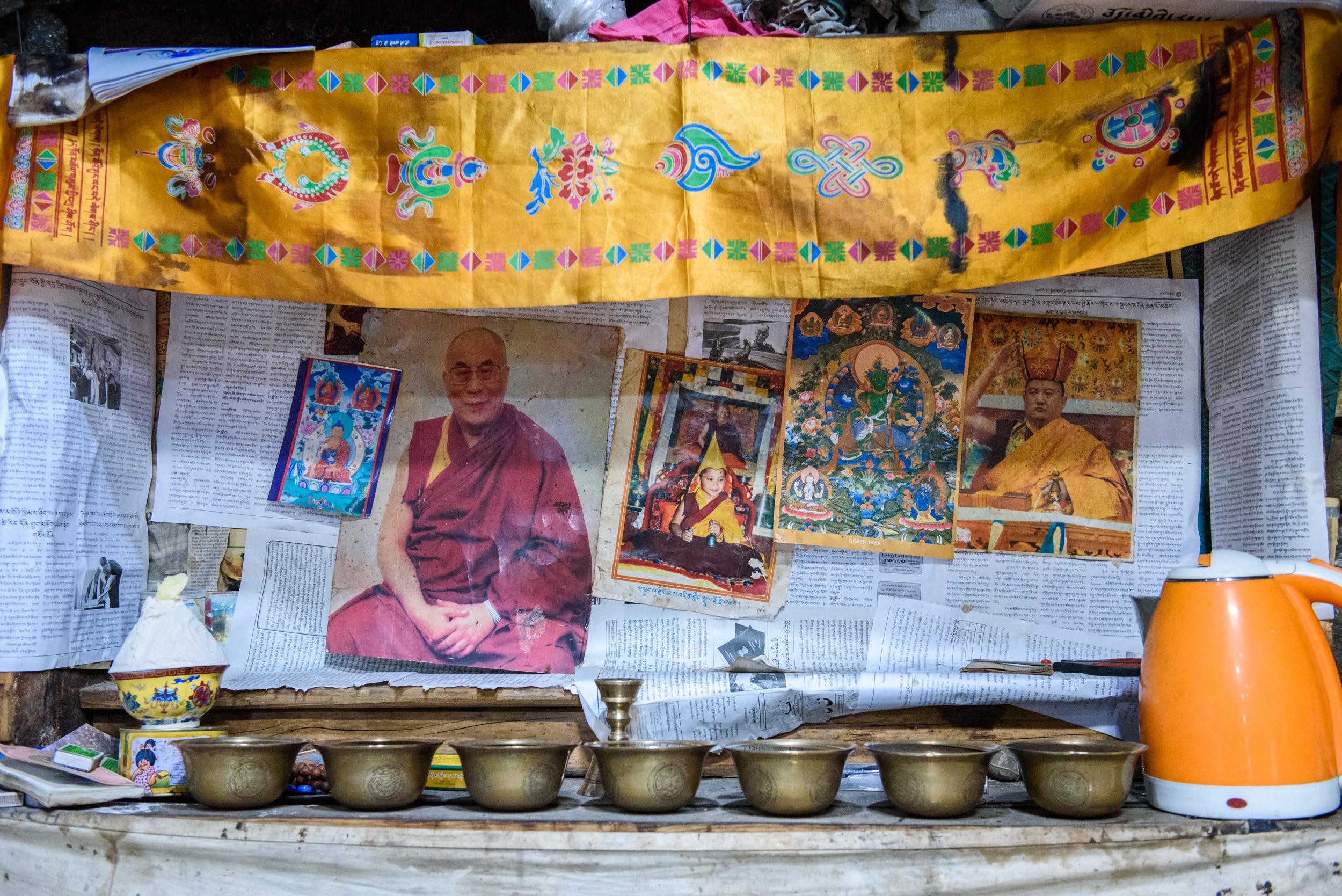 Sing-ge's altar