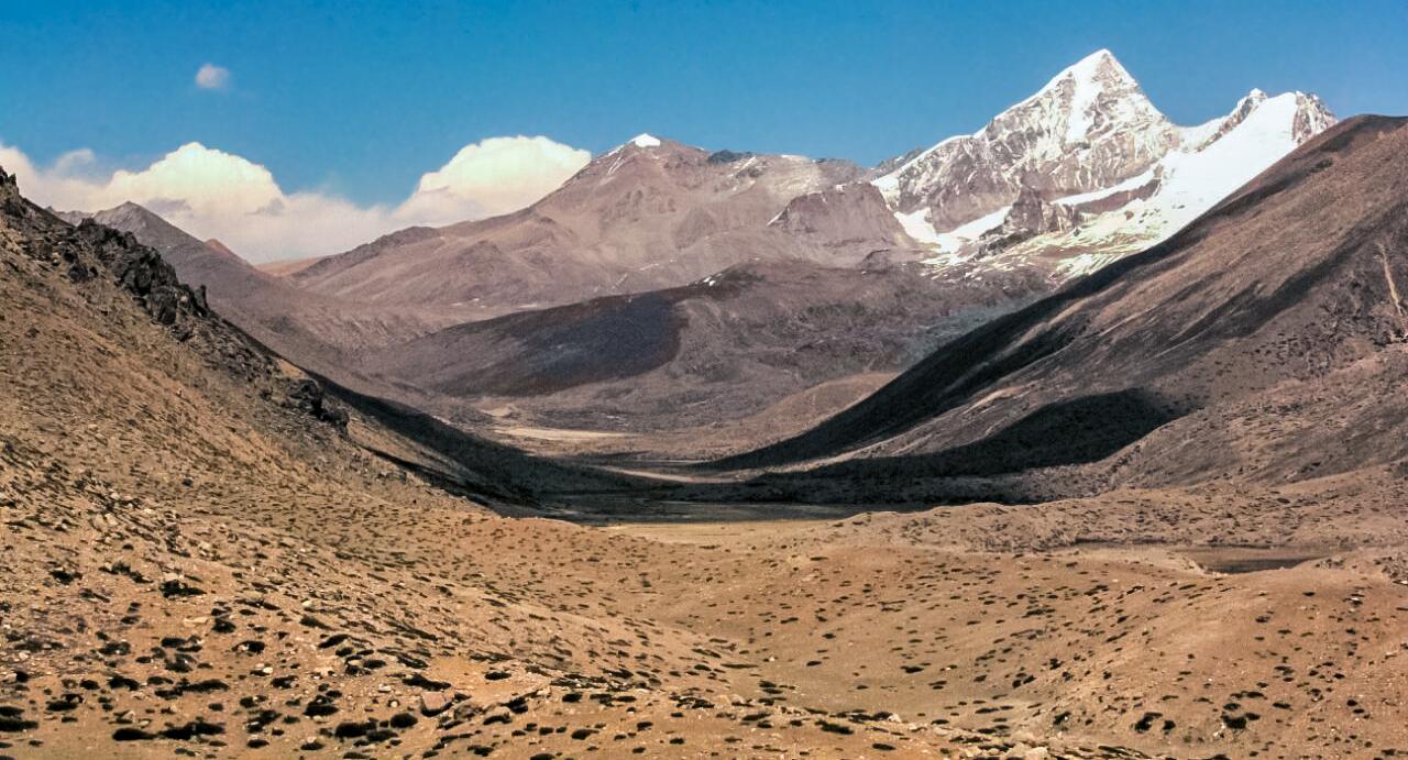 Muguthang Valley -  Photo by Ritesh Tiwari