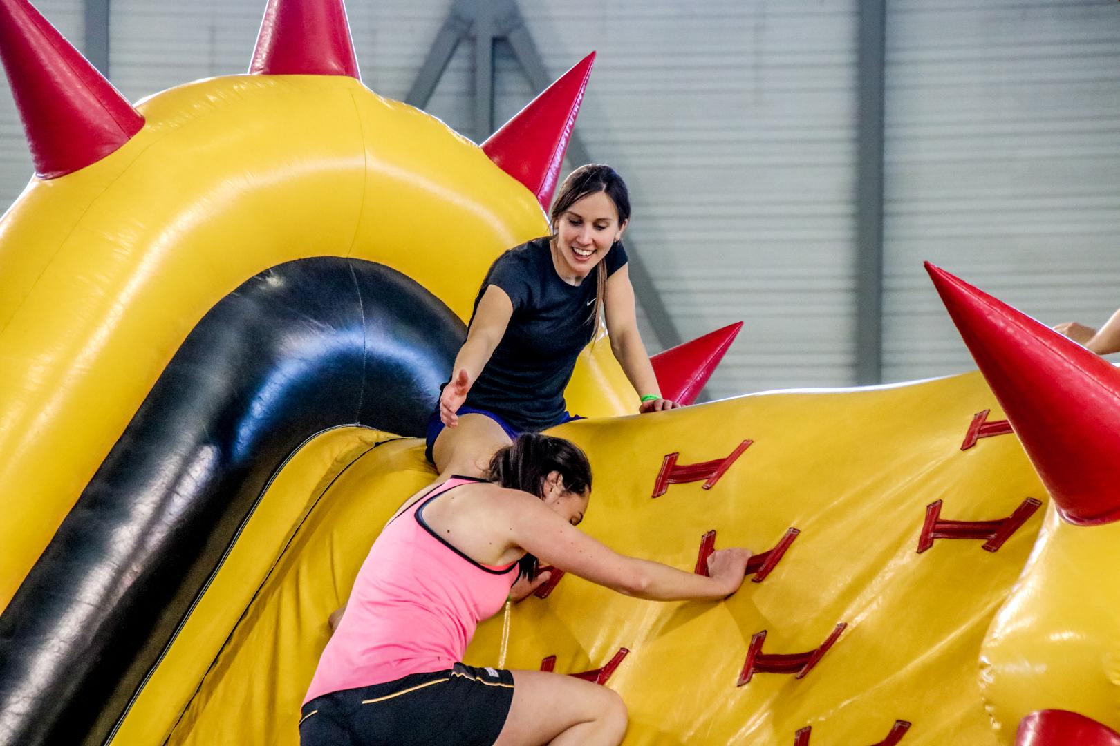 Inflatable Fun -