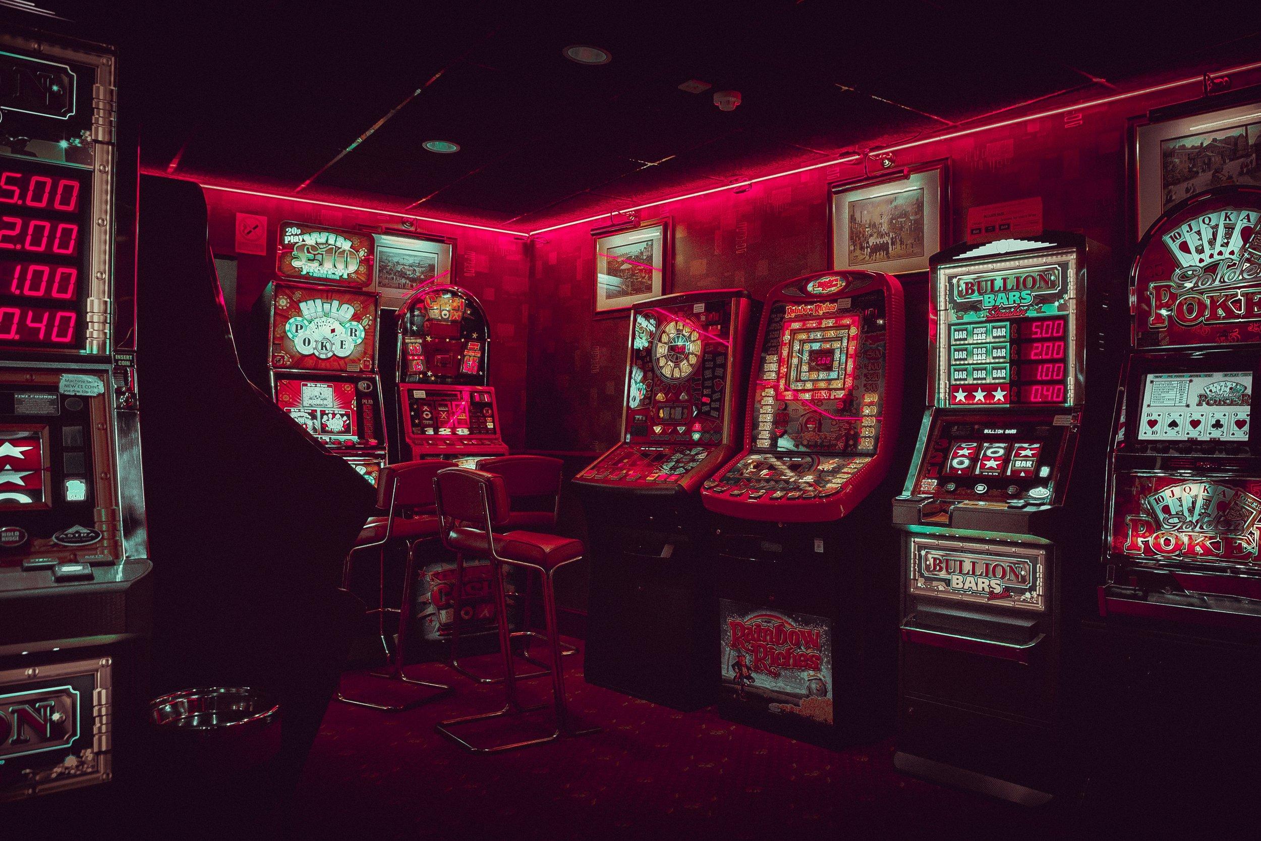 Arcade Night -