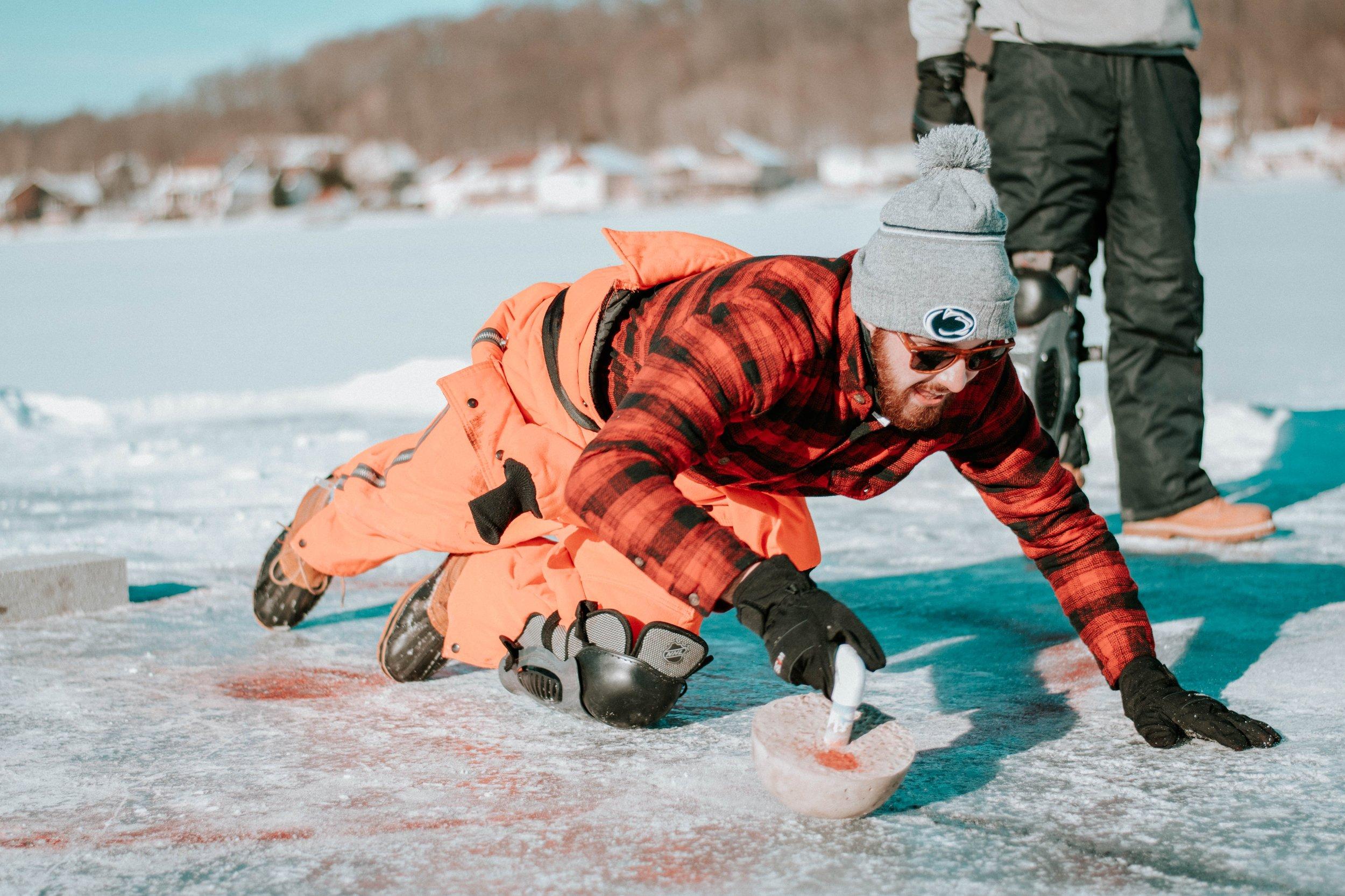 Copy of iceland games - winterproof