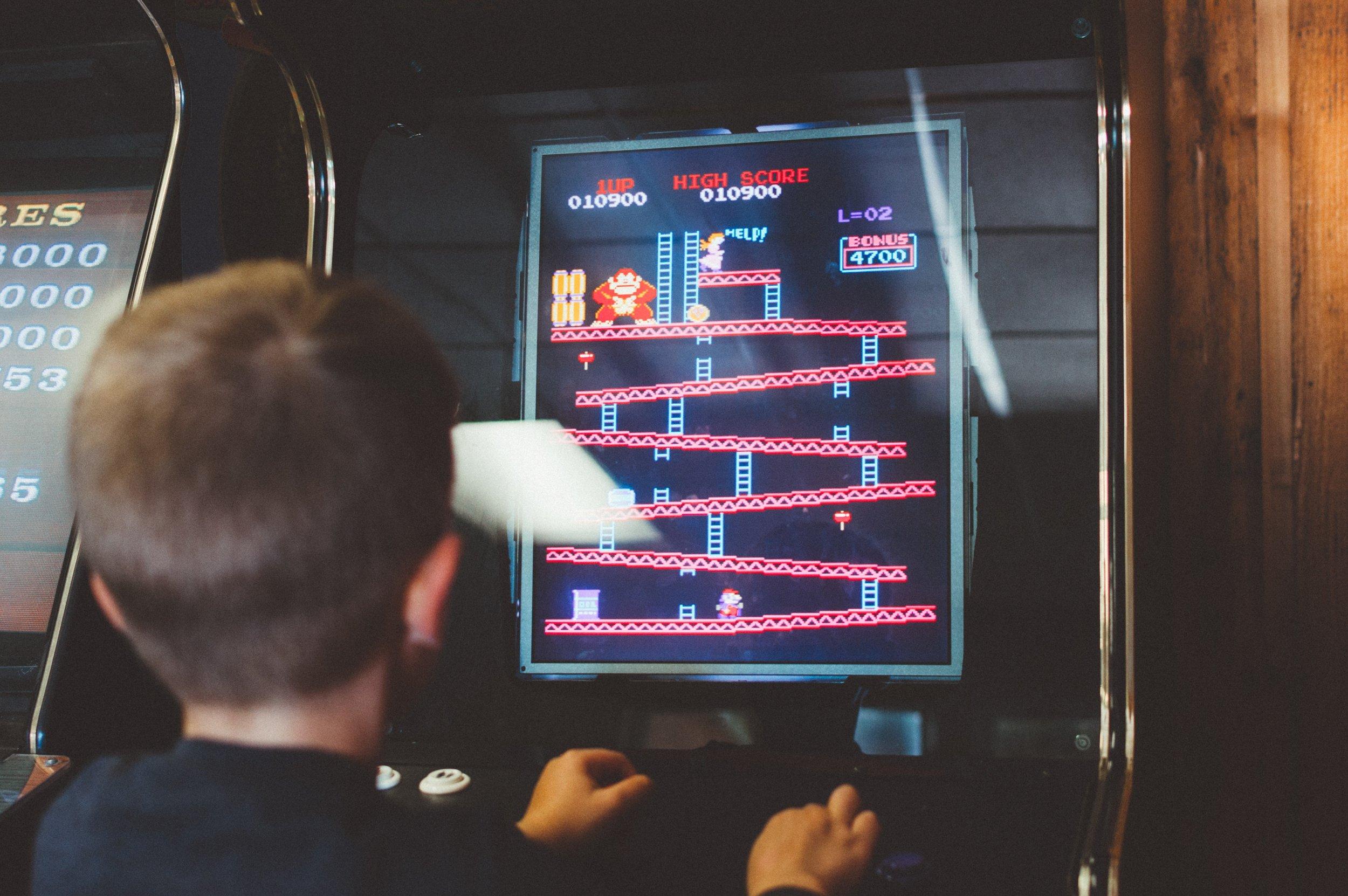 Copy of Arcade Games - Winterproof