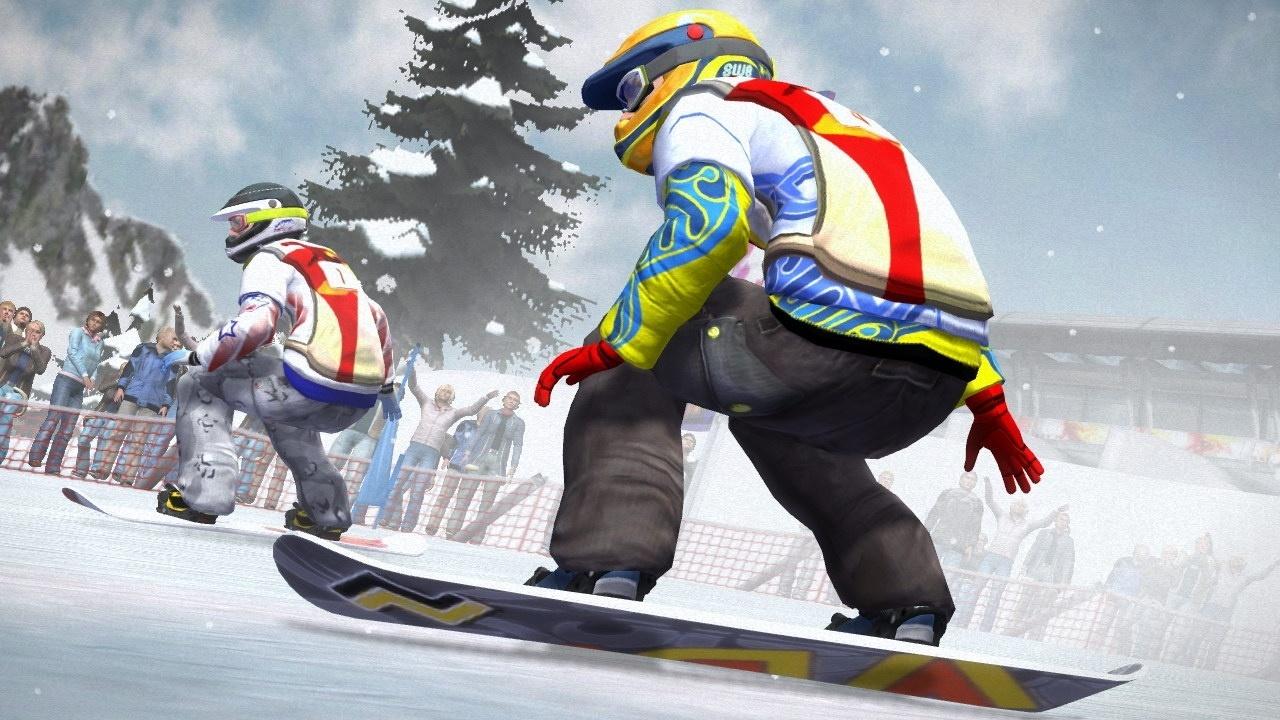alpine snowboard -