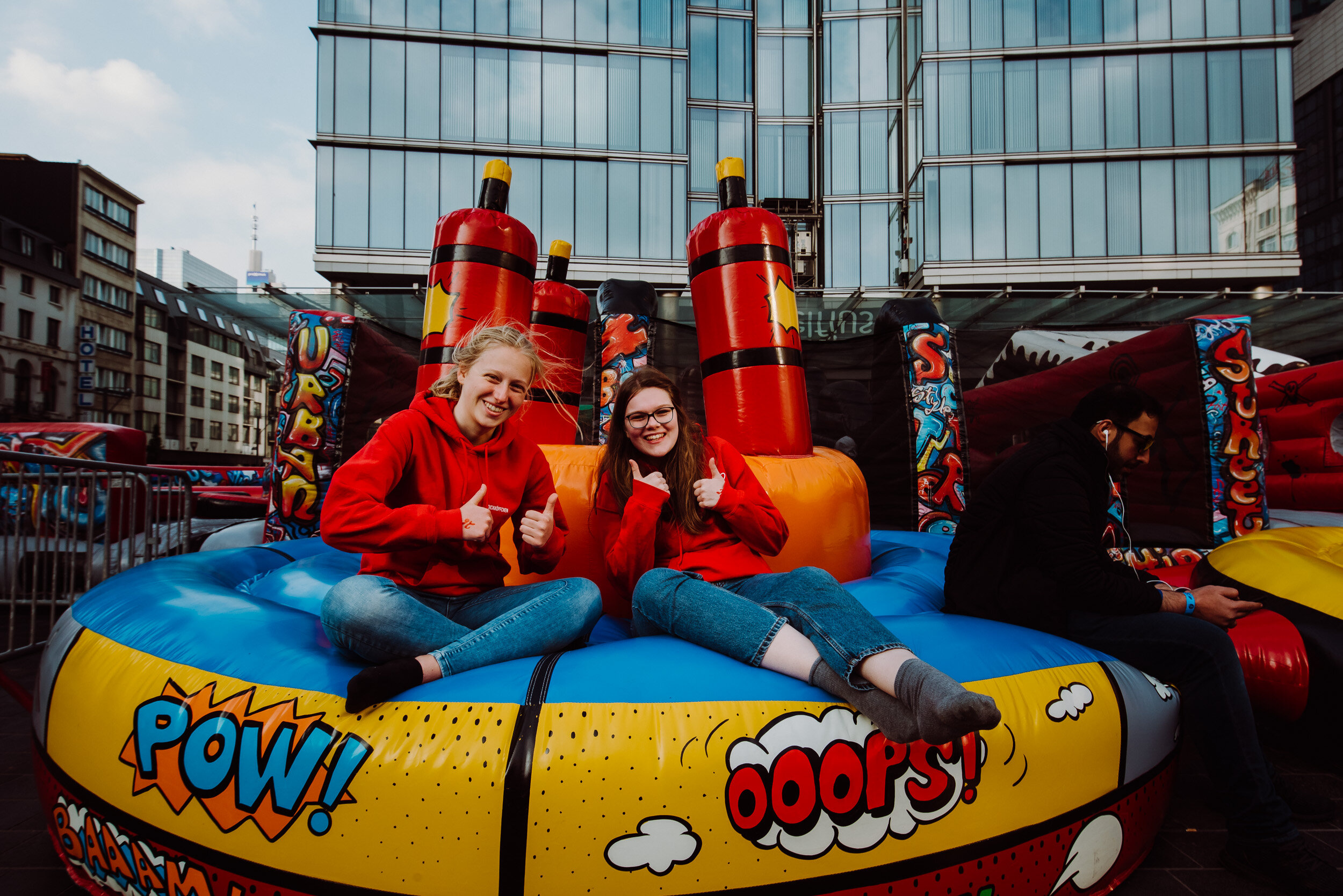 EVENT INFLATABLES -