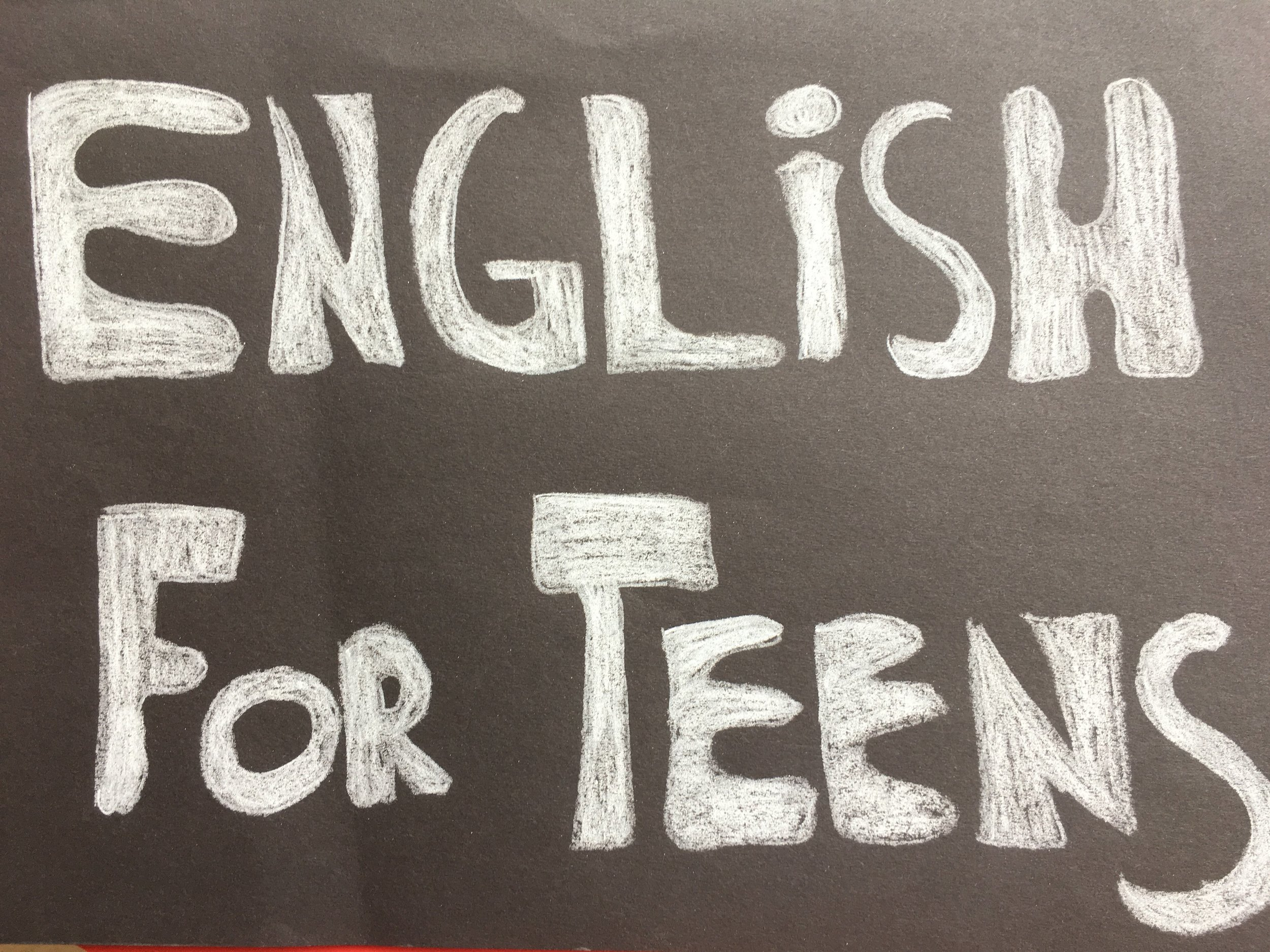 English for Teens