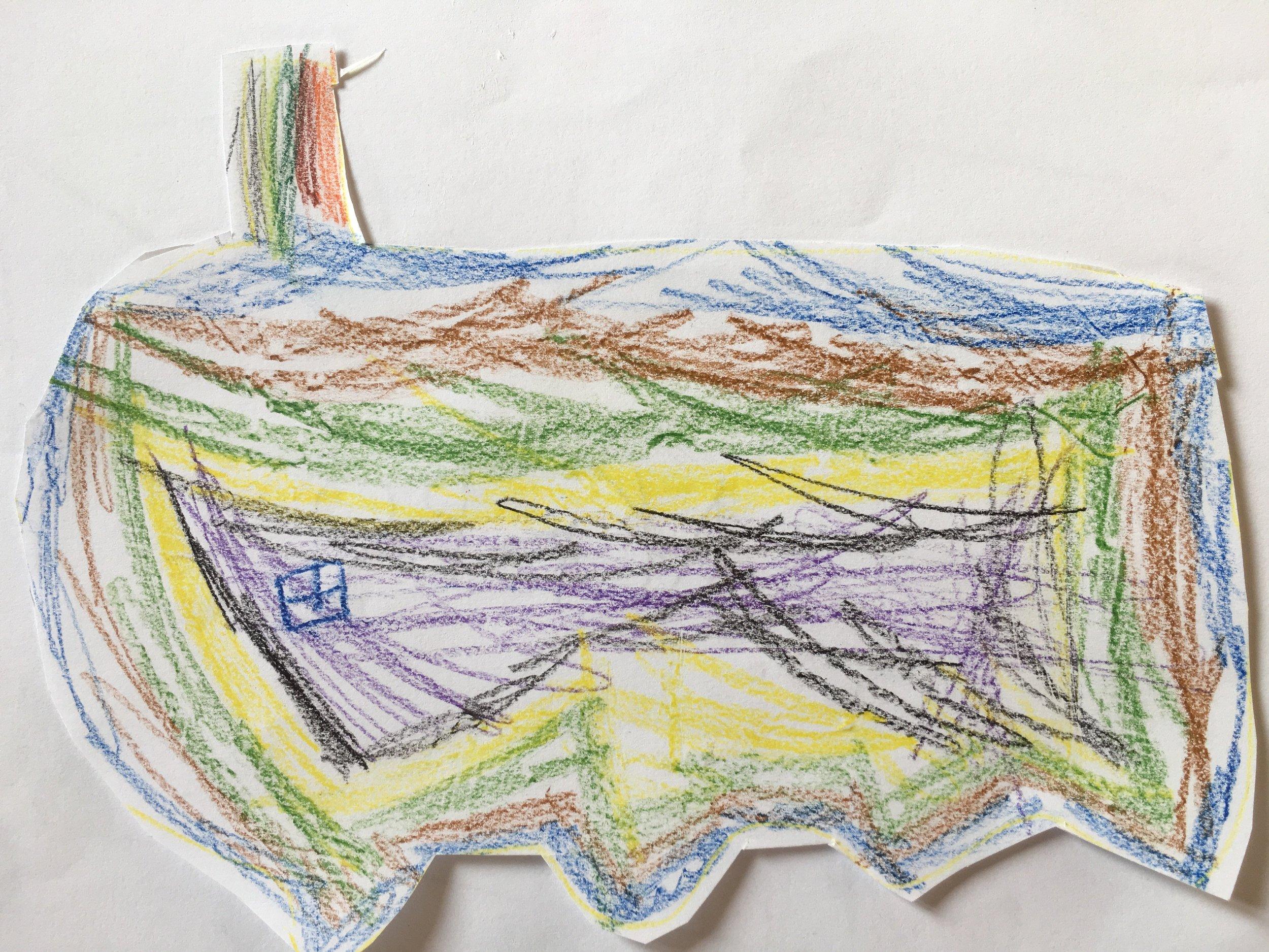 Autobus, Mädchen 5 Jahre, Kindergarten 1180 Wien