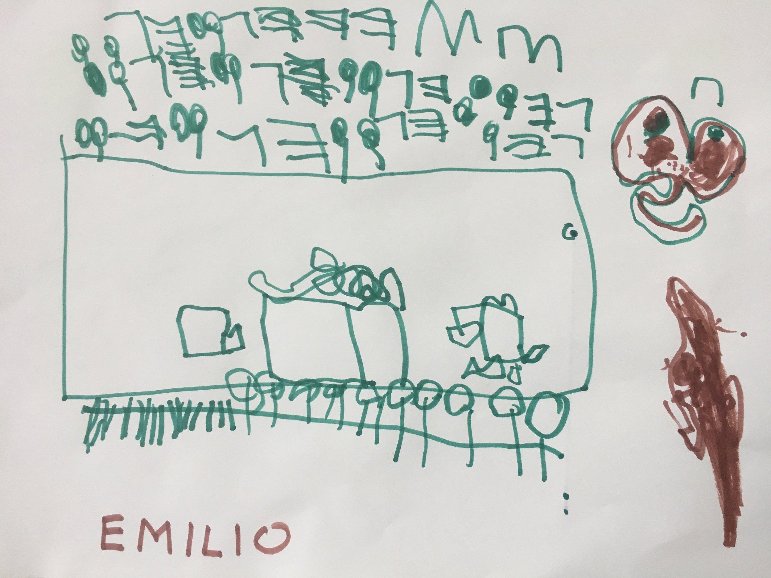 Emilio, 5 Jahre