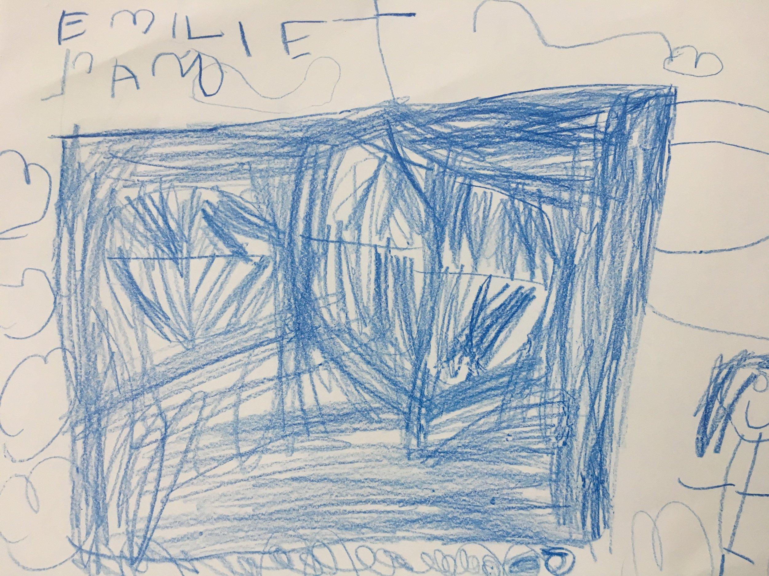 Emilie, 6 Jahre