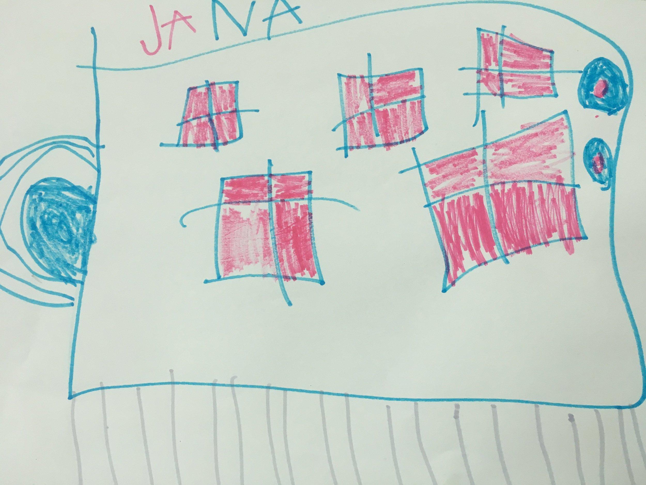 Jana, 6 Jahre