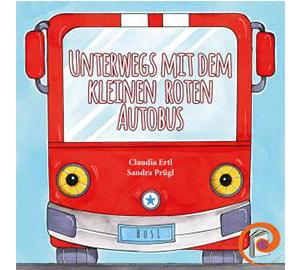 Unterwegs mit dem kleinen roten Autobus - Thematik: Alltagsleben eines AutobussesSoftcover, 36 Seiten, farbig illustriertErscheinungsjahr: 2016ISBN 978-3-200-04659-7Preis: 6,80 €
