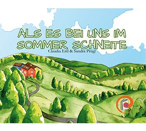 Als es bei uns im Sommer schneite - Thematik: Freundschaft, KommunikationHardcover, 36.Seiten, farbig illustriert Erscheinungsjahr: 2017ISBN: 978-3-200-04832-4Preis: 11,40 €