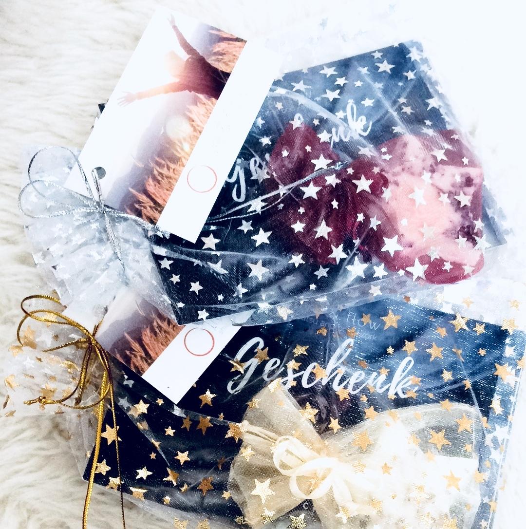Shiatsu Gutscheine Weihnachten