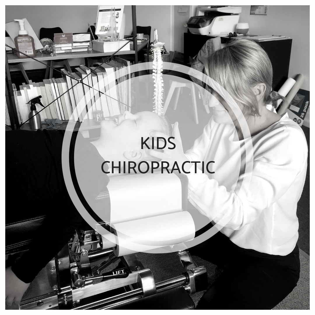 Dr Lucy Bartlett Paediatric Chiropractor