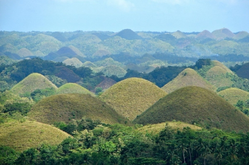 Bohol CountrysideFull-Day Tour  -
