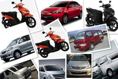 Bohol TransportCar-Van-MotorBike -
