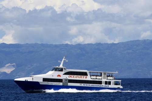 Bohol-Cebu OceanJet Ferry Ticket -
