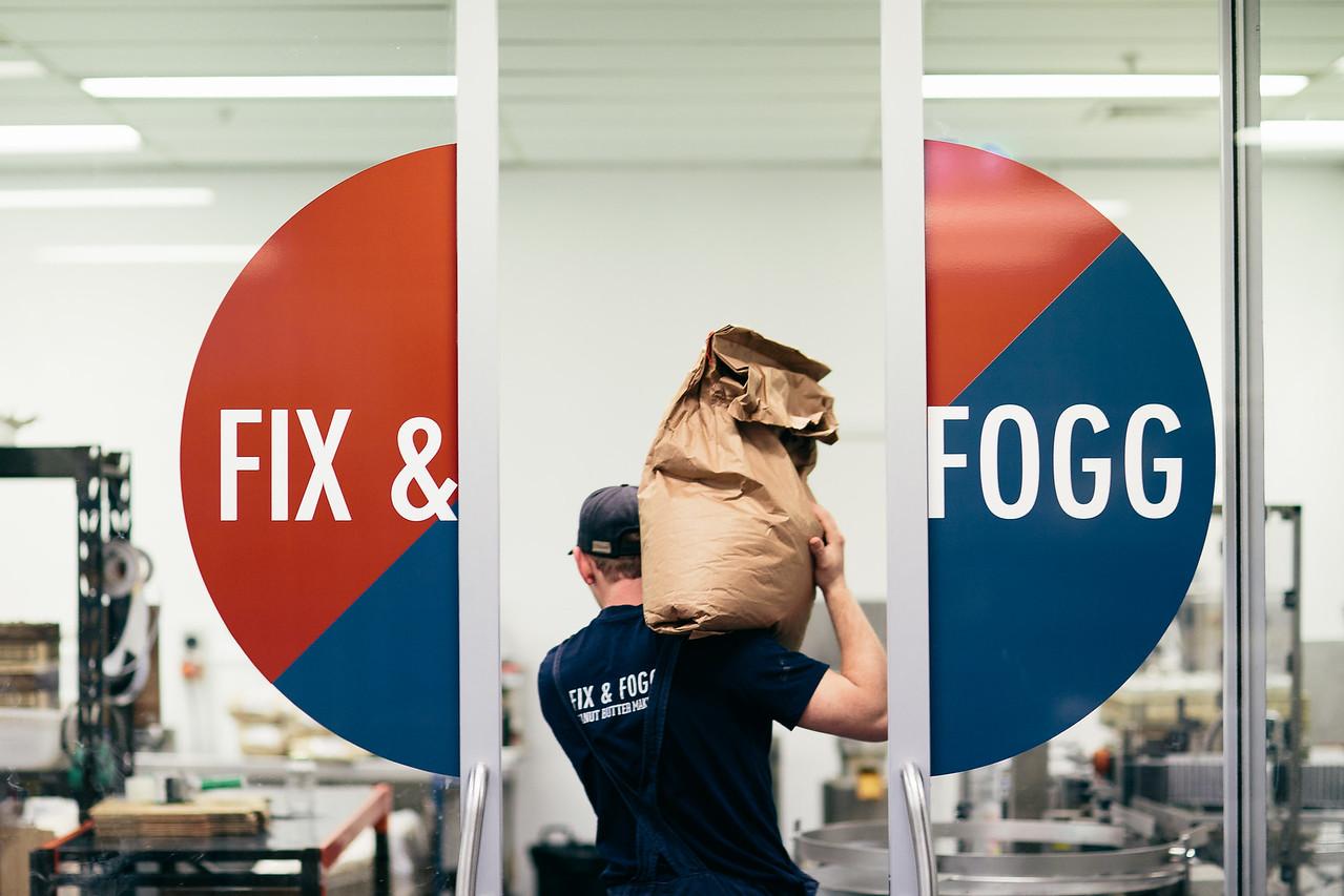 Fix & Fogg factory