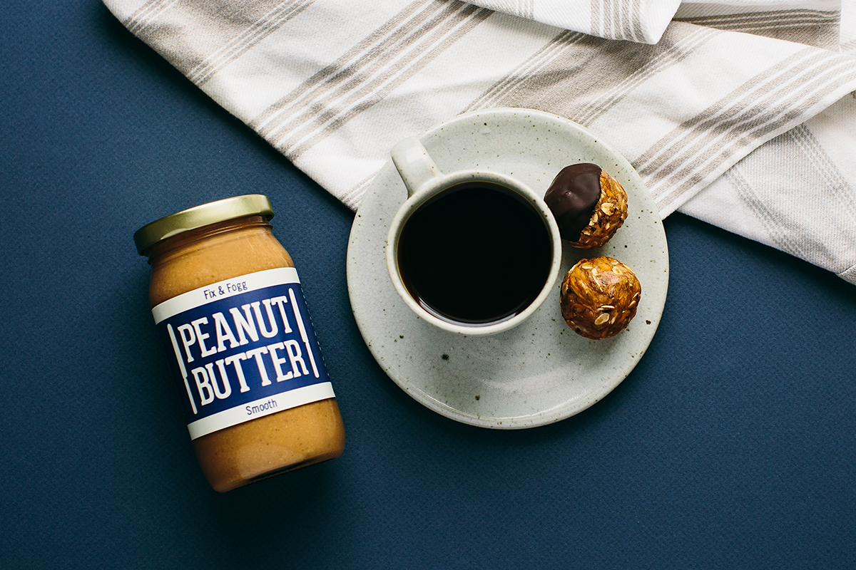 peanut butter carrot cake balls